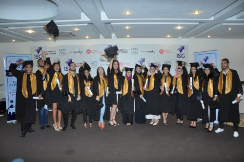 ISG-ISGC promotion 2018