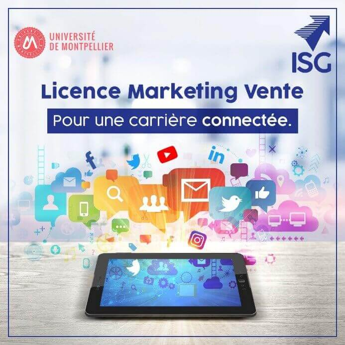 Blended e-learning mis en place pour les formations de marketing !